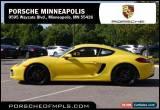 Classic 2016 Porsche Cayman S Coupe 2-Door for Sale