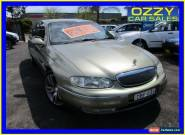 2002 Holden Caprice Whii Olive Automatic 4sp A Sedan for Sale