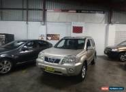 2003 Nissan X-Trail T30 TI Luxury (4x4) Champagne Automatic 4sp A Wagon for Sale