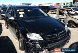 Classic Mercedes Benz AMG W164 ML63 2008 update for wrecking dismantling parts  for Sale