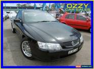 2003 Holden Commodore VY Black Automatic 4sp A Utility for Sale