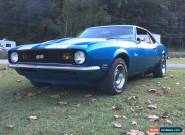 1968 Chevrolet Camaro 2 door coupe hardtop for Sale