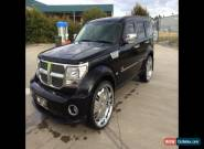 DODGE NITRO SXT FULLY OPTIONED  for Sale