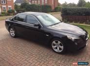 BMW 523i SE AUTO 4d - LOW MILEAGE!!! for Sale