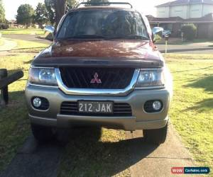 Classic 2001 Mitsubishi Challenger LS for Sale
