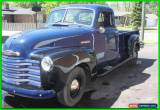 Classic 1951 Chevrolet 3600 for Sale