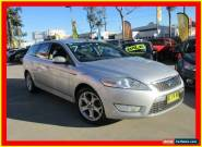 2009 Ford Mondeo MB Zetec Silver Automatic A Wagon for Sale