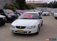 2004 Holden Commodore VY II Executive White Automatic 4sp A Sedan for Sale