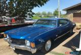 Classic Chevrolet: Chevelle SS Clone for Sale
