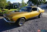 Classic 1970 Ford Mustang mach 1 for Sale