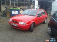Ford Fiesta Zetec 1.2 16V 12 Months MOT Low Mileage  No Reserve for Sale