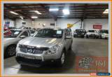 Classic 2008 Nissan Dualis J10 ST (4x4) Silver Manual 6sp M Wagon for Sale