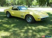 1969 Chevrolet Corvette CONVERTIBLE W/ HARDTOP for Sale