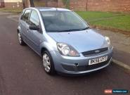 2006 FORD FIESTA 1.25 STYLE 5 DOOR for Sale
