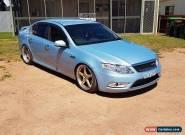 2009 G6E Turbo, Harmony Blue, NOT XR8 OR V8 OR HOLDEN. for Sale