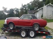 1968 Ford Mustang 2 DOOR HARD TOP for Sale