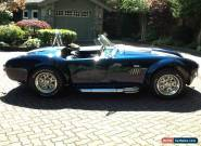 Shelby: shelby corbra for Sale