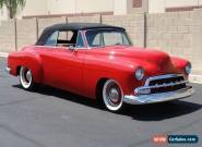 1952 Chevrolet Other Convertible for Sale
