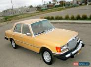 Mercedes-Benz: S-Class 280 SE for Sale