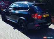 BMW x5 3.0SD M SPORT 5S AUTO 2008 for Sale