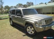Jeep Commander Limited (2006) 4D Wagon Automatic (3L - Diesel Turbo F/INJ) 7... for Sale