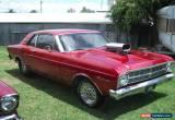Classic 1967 Ford falcon futura sports coupe XR XT XW XY XA XB XC drag hotrod swap trade for Sale