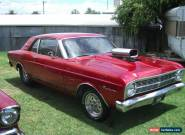 1967 Ford falcon futura sports coupe XR XT XW XY XA XB XC drag hotrod swap trade for Sale