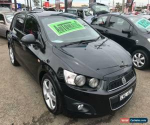 Classic 2013 Holden Barina TM MY13 CDX Black Automatic 6sp A Hatchback for Sale