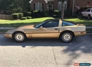 1986 Chevrolet Corvette Base Hatchback 2-Door for Sale