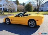 2000 Chevrolet Corvette Base Convertible 2-Door for Sale