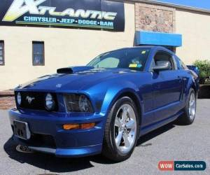Classic 2008 Ford Mustang GT Coupe 2-Door for Sale