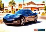 Classic 2011 Chevrolet Corvette Base Coupe 2-Door for Sale