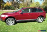 Classic 2004 Volkswagen Touareg for Sale