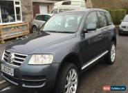 Volkswagen Touareg 2.5Tdi 174hp Auto for Sale