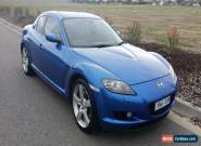 2004 Mazda RX8 Manual  for Sale