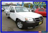 Classic 2010 Mazda BT-50 09 Upgrade Boss B2500 DX White Manual 5sp M Cab Chassis for Sale