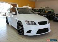 2009 Holden Commodore VE MY09.05 Omega White Automatic A Sedan for Sale