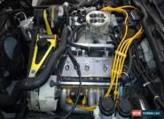 1984 Chevrolet Corvette 2 DOOR COUPE for Sale