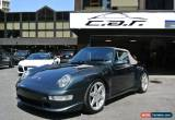 Classic 1995 Porsche 911 993 C2 Convertible for Sale