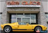 Classic 2005 Ford Ford GT Base Coupe 2-Door for Sale
