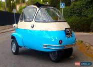 BMW: VELAM ISETTA VERY RARE 1ST SERIE MADE IN FRANCE BUBBLE CAR***50 PICS*** for Sale