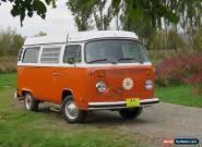 1978 Volkswagen Bus/Vanagon for Sale