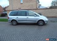 2005/05 FORD GALAXY SILVER 1.9 TDI 5dr SILVER a/c alloys 7 seats FSH for Sale