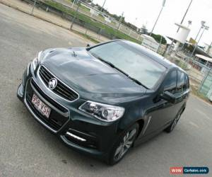 Classic 2014 Holden Commodore VF SV6 Green Automatic 6sp A Sportswagon for Sale