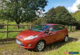 Classic 2009 Ford Fiesta Zetec 68 Tdci 1.4 5 dr for Sale