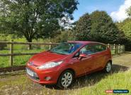 2009 Ford Fiesta Zetec 68 Tdci 1.4 5 dr for Sale