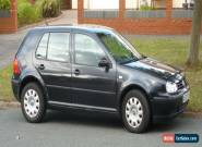 2003 Volkswagen Golf 1.9 TDi for Sale