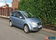 Ford focus Cmax 1.6 Zetec 2006 for Sale