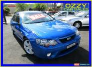 2006 Ford Falcon BF MkII XR6 Blue Automatic 4sp A Sedan for Sale
