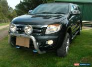 2012  FORD RANGER XLT for Sale